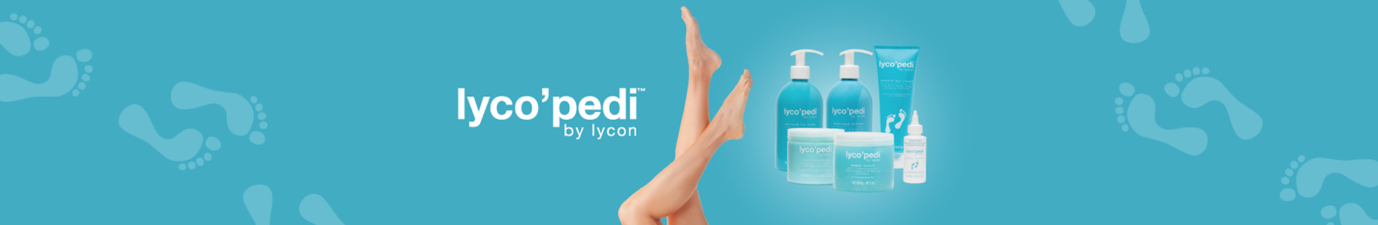Lycon VOET lyco'pedi (Pedicuresysteem)