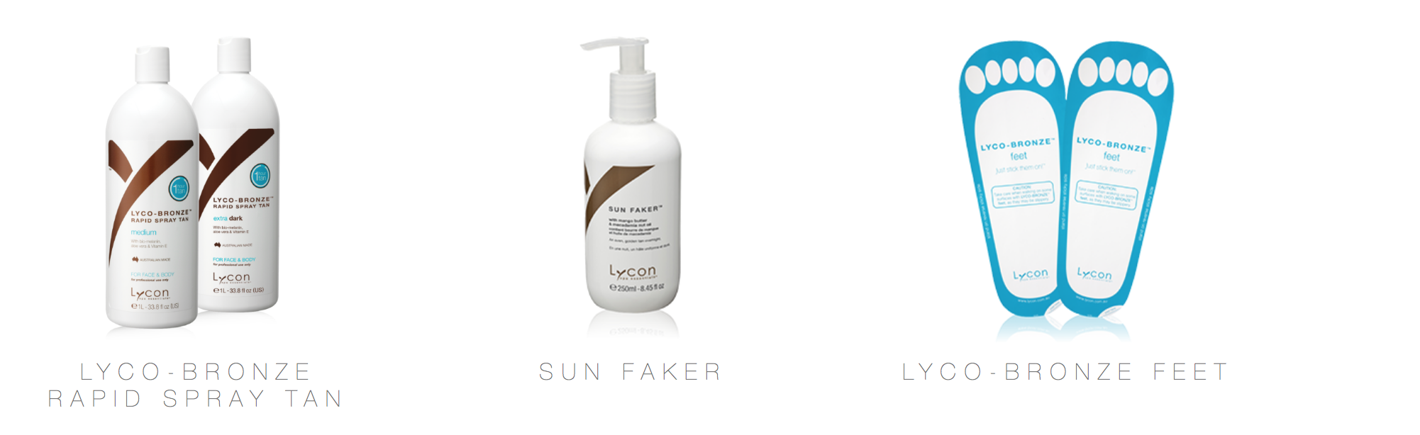 LYCO BRONZE RAPID SPRAY TAN