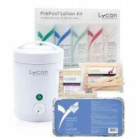lycon wax kit wenkbrauwen met lycojet