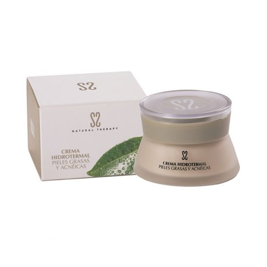 Oily & Acne Prone Skin Hydrothermal Cream - Massada