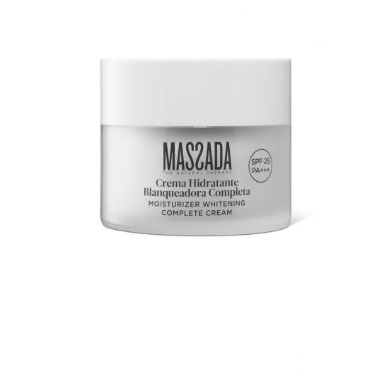 Moisturizer Whitening Complete Cream SPF25/PA +++ - Massada