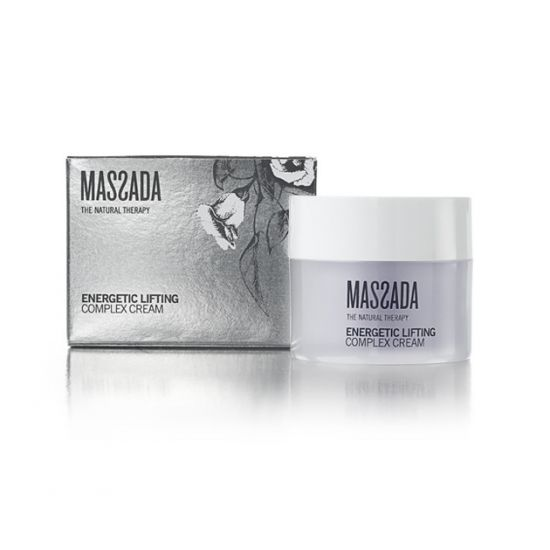 Hyaluronic Energetic Lifting Complex Cream - Massada Retail