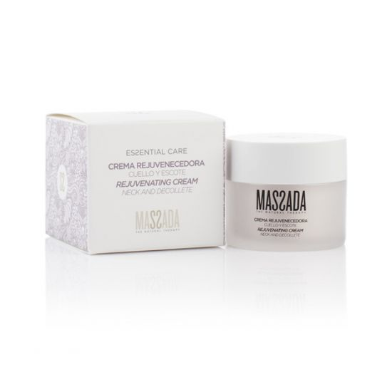 Essentials Rejuvenating Cream neck & decolleté - Massada Retail