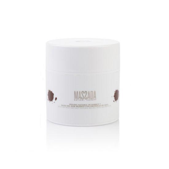 Sea Mud & Salt Natural Peeling with Silk Proteins - Massada