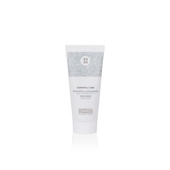 Mud Facial Mask - Massada Essentials Retail
