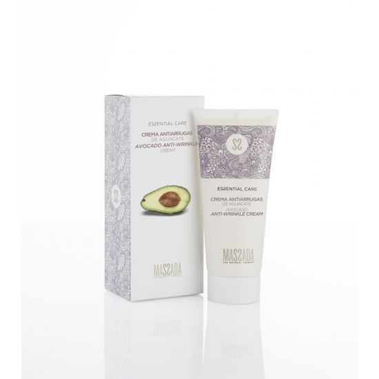 Essentials Avocado Anti-Wrinkle Cream - Massada Retail