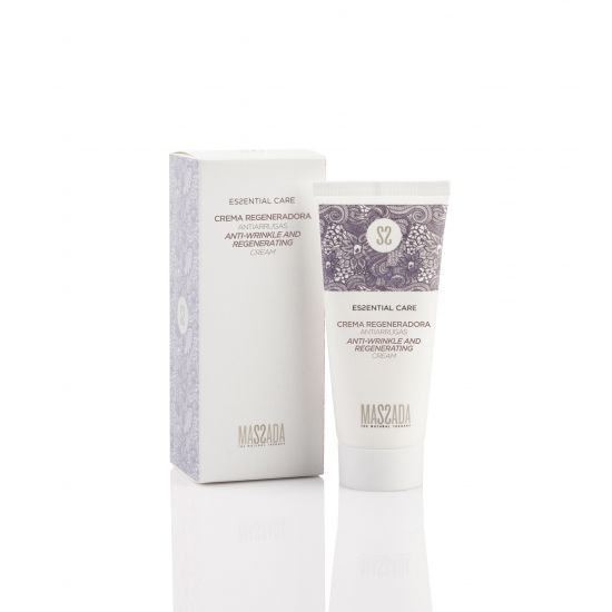 Essentials Anti-Wrinkle & Regenerating Cream - Massada Retail