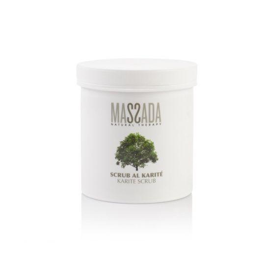 Shea Butter Scrub (1000ml) - Massada PRO