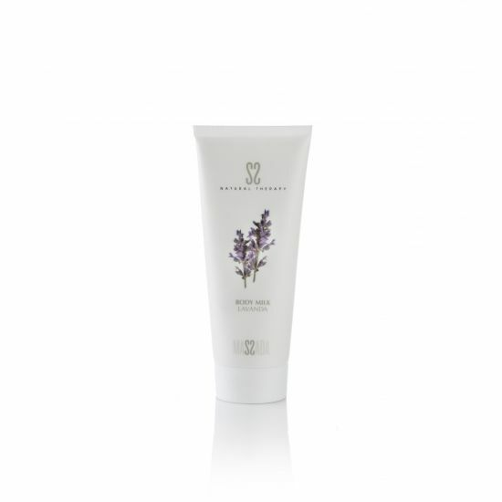 Lavender Body Milk - Massada