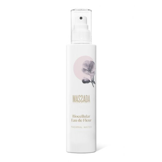 Thermal Water Damask Rose Eau De Fleur - Massada Bio Cellular