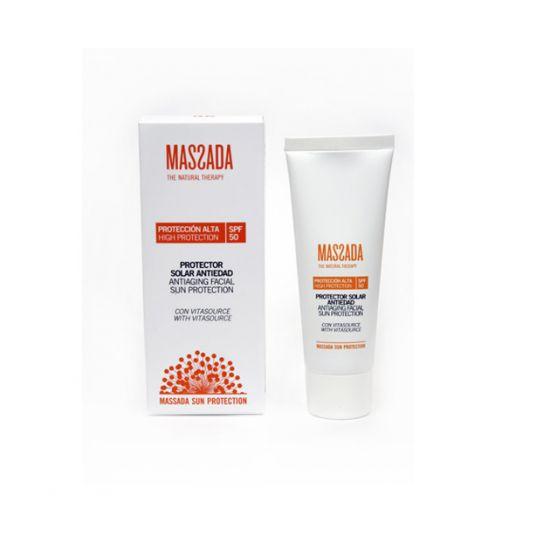 Sun Face SPF 50 Anti-Aging Protection Facial (50ml) - Massada Retail