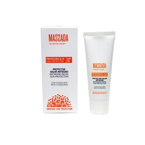 MASSADA zon bescherming spf 50 gezicht anti-aging