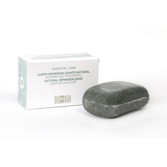 Dead Sea Mud Soap - Massada