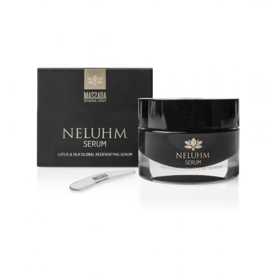 Neluhm Lotus & Silk Global Redensifying Cream - Massada Retail