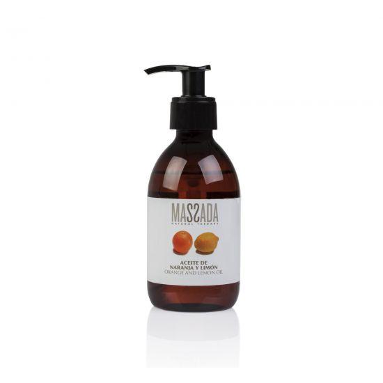 Orange & Lemon Oil (250ml) - Massada