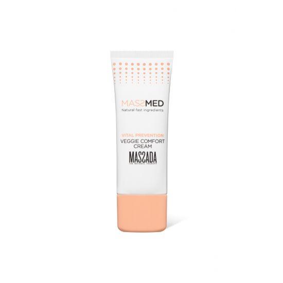 MASSADA VEGAN VEGGIE Comfort Cream - alle huidtypes