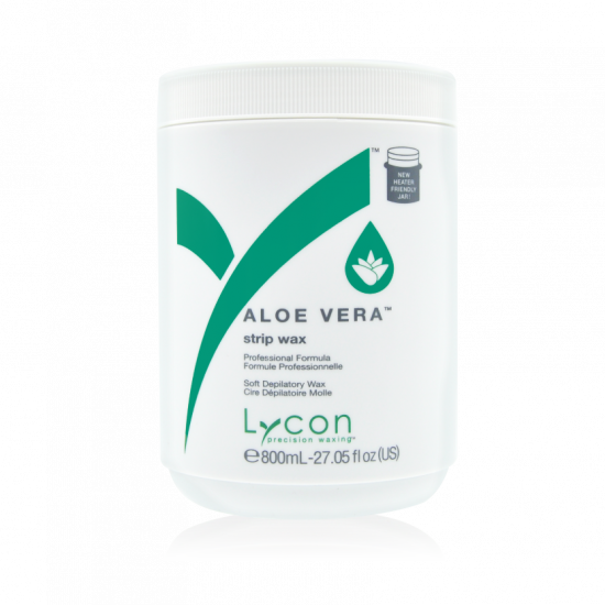 LYCON Aloe Vera Strip Wax 800ml