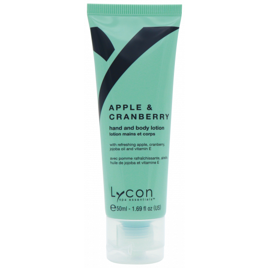 Tube Apple & Cranberry Hand & Body Lotion (50ml)
