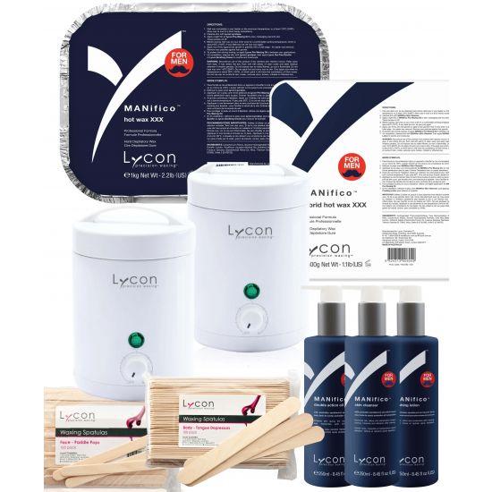 Barbier Wax Kit mini - LYCON