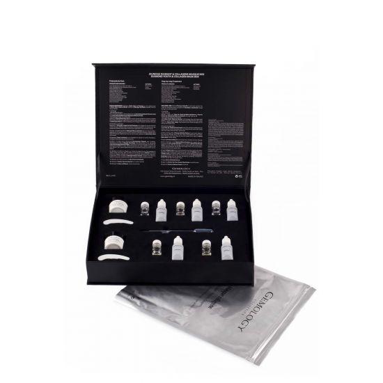 Hydratation Jade & Collagene Masque Box - Gemology PRO
