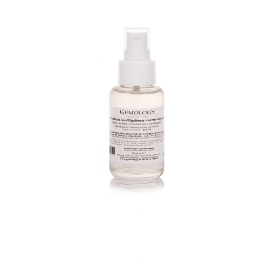 Concentré Smithsonite - Gemology reparing face serum
