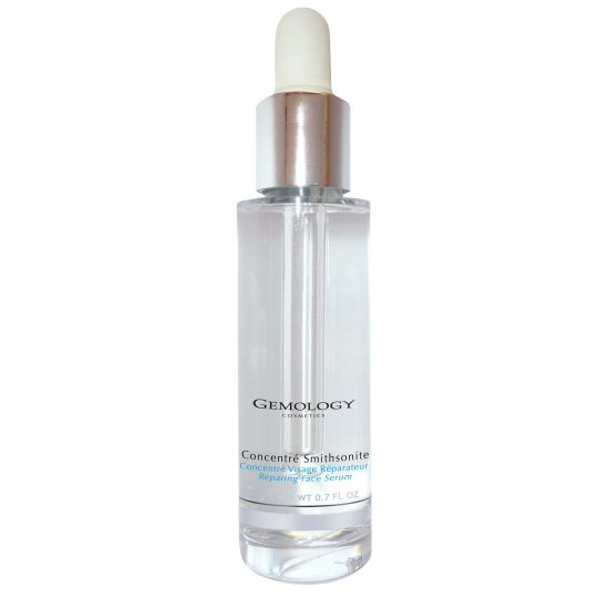Concentré Smithsonite - Gemology reapring face serum herstellend gezichtsserum
