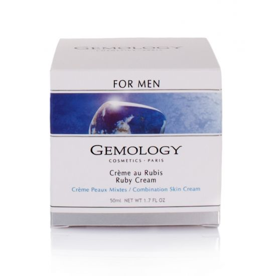 Crème au Rubis FOR MEN - Gemology retail
