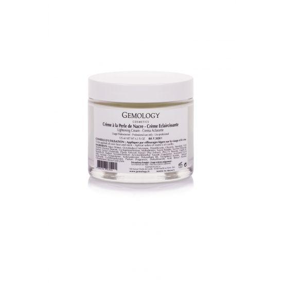 Crème à la Perle de Nacre - Gemology lightening creme