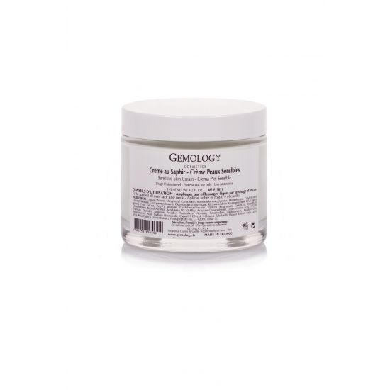 Crème au Saphir - Gemology sensitive cream