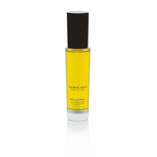 Delice de Peridot - Gemology anti-aging face oil