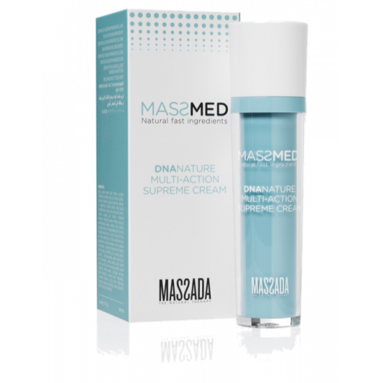 Massmed DNAnature Multi-action Sûpreme Cream (50ml)  - Massada Retail