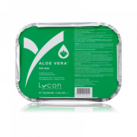 Lycon Aloe Vera Hot Wax