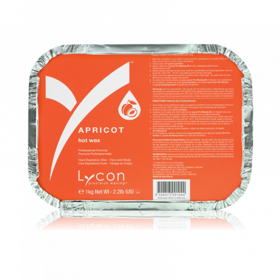 Lycon Apricot Hot Wax