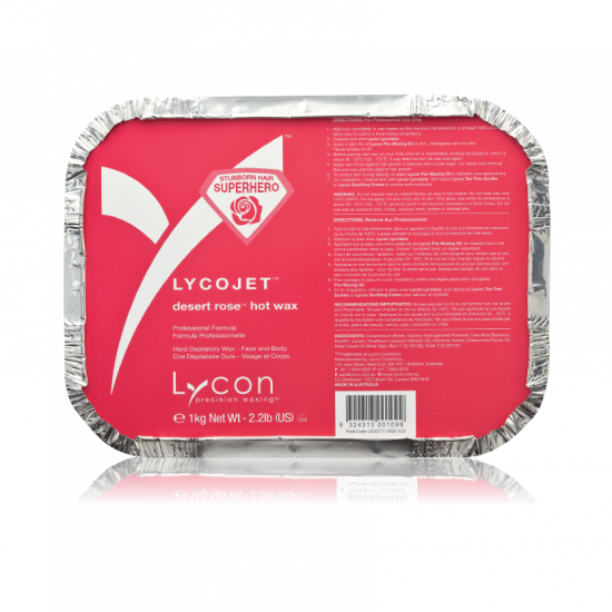 Lycon Lycojet Desert Rose Hot Wax