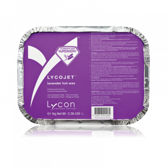 Lycon Lycojet Lavender Wax