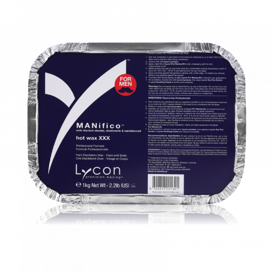 Lycon MANifico Hot Wax