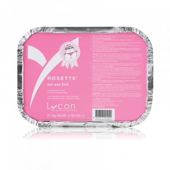 Lycon Rosette Pastel Hot Wax