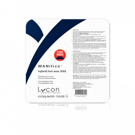 Lycon MANifico Hybrid Hot Wax XXX