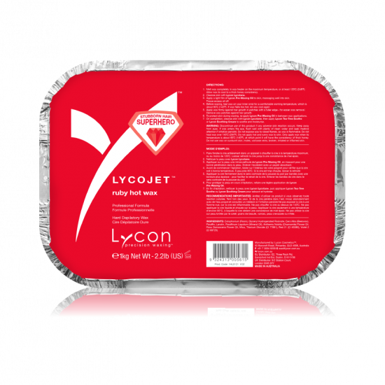 Lycon LycoJET Ruby Hot wax - Lycon