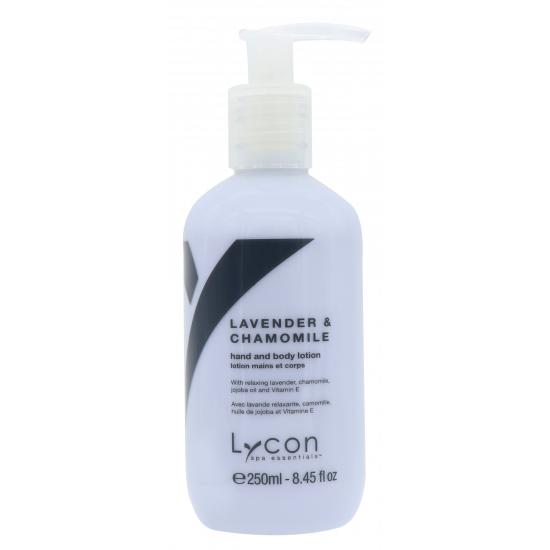 Lavender & Chamomile Hand & Body Lotion (250ml)