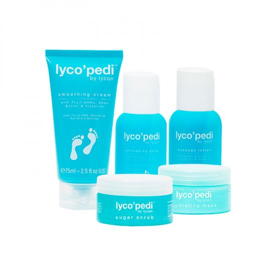 Voetverzorging - LYCO'Pedi  Mini Kit - Lycon