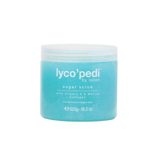 Lyco'Pedi Sugar Scrub (520 g) - Lycon