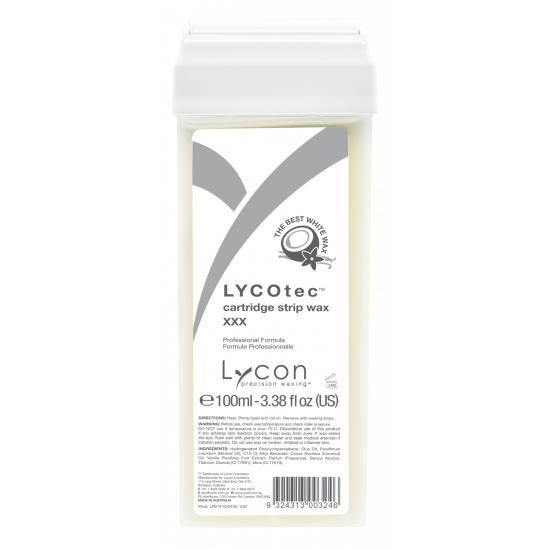 LYCON Lycotec White Strip Wax Cartridges