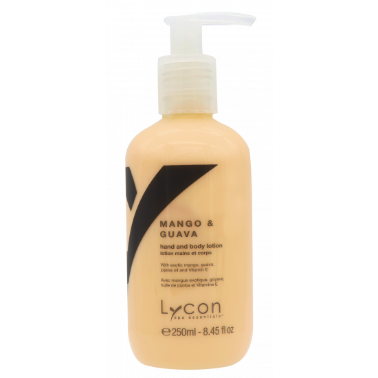 Lycon Hand- & Bodylotion Mang Guava
