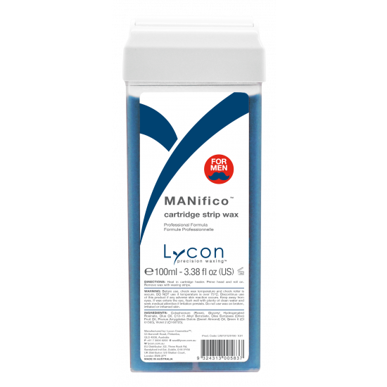LYCON MANifico Strip Wax Cartridge for men