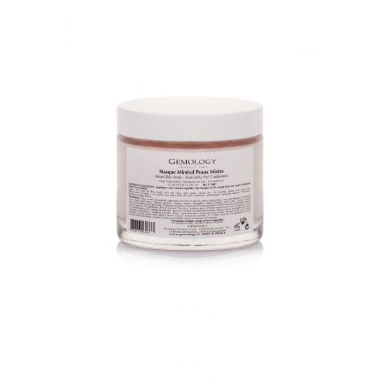 Masque Mineral Peaux Mixtes - Gemology PRO