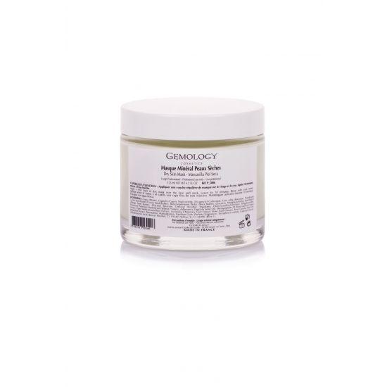Masque Mineral peaux sèches - Gemology PRO