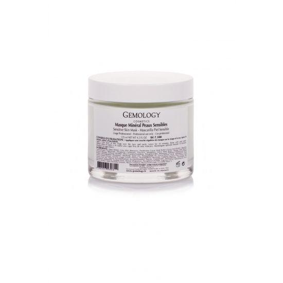Masque Minéral peaux sensible - Gemology PRO