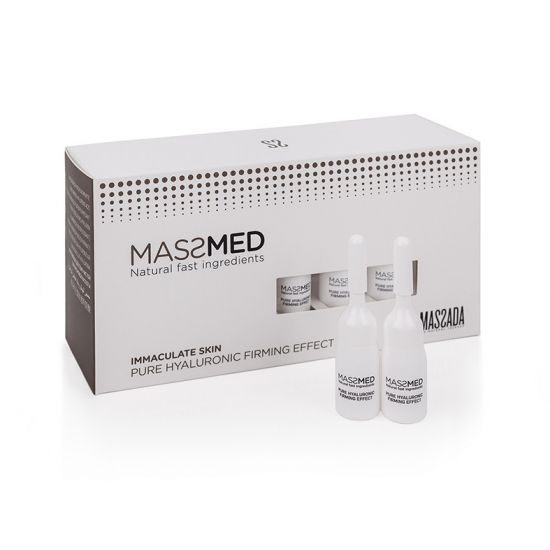 Massmed Pure Hyaluronic firming effect - Massada Retail