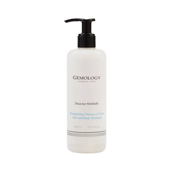 Douceur Minérale Hair and Body Shampoo (300ml) - Gemology